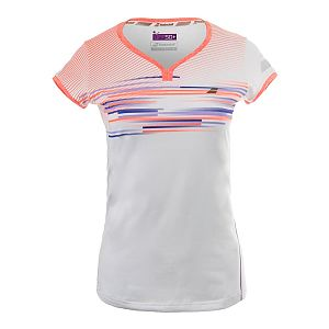 Babolat cap sleeve woman top