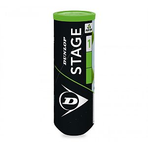 Dunlop Stage 1 tennisbal