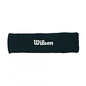 Wilson Headband Zwart