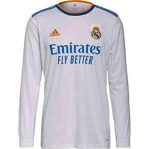 Adidas Real Home Jersey LS