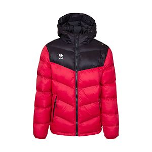 Robey perf padded jacket