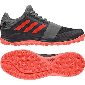 Adidas Divox Zwart-Rood