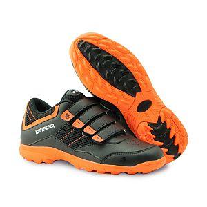 Brabo Velcro Zwart-Oranje