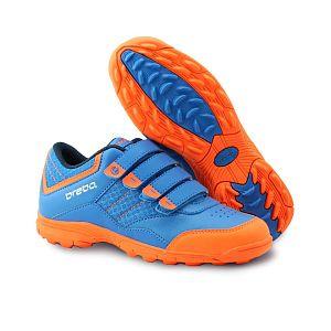Brabo Velcro Blauw-Oranje