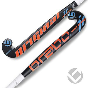 Brabo O'Geeze Original Black/Orange/Blue