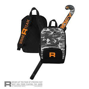 Rofy Backpack Grey Camo