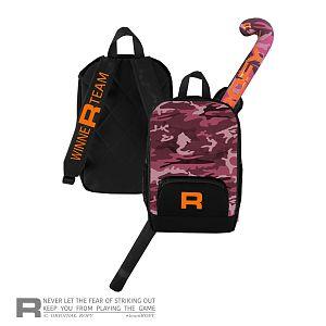 Rofy Backpack Camo Roze
