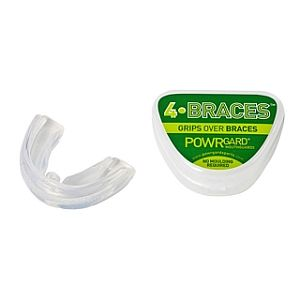 Powrguard 4 Braces Clear