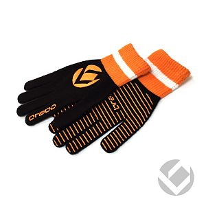 Brabo Wintergloves Zwart/Oranje
