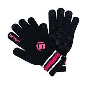 Brabo Wintergloves Roze/paars