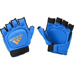 Adidas Hockey Outdoor Glove Bleu/Black