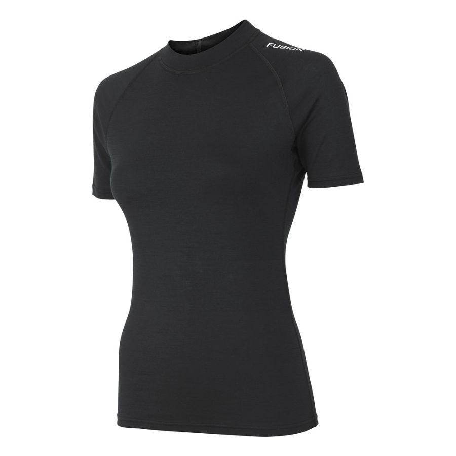 Fusion Merino T-shirt woman