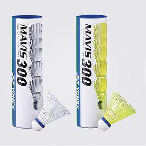 Yonex Mavis 300 Wit (Blauw)